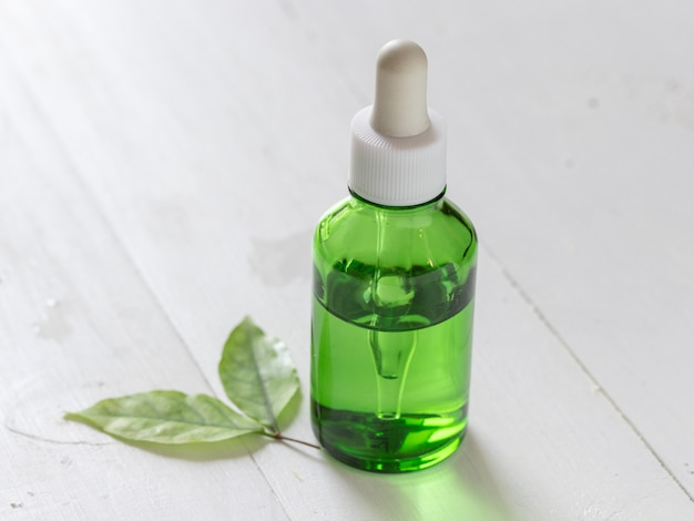 Extrait de citron vert vitamine c pour le traitement de la peau et les remèdes