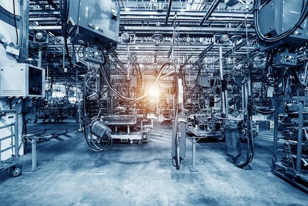 Fabrication automobile
