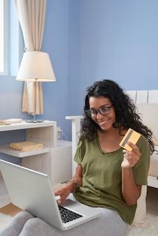 Faire des achats en ligne