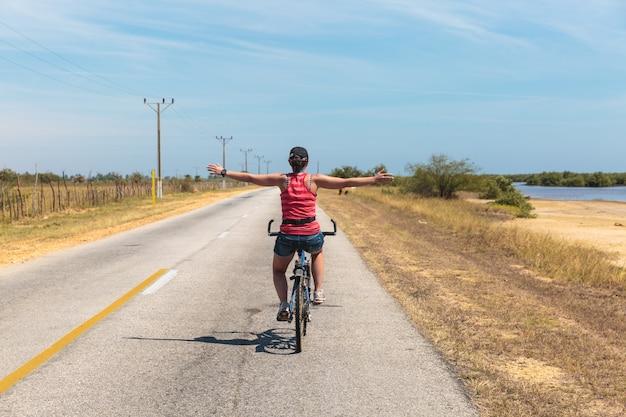 Faire du vélo à cuba