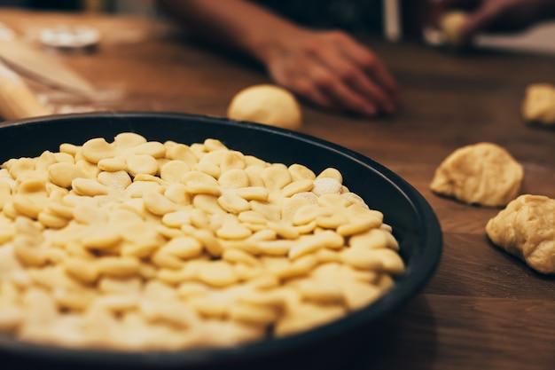 Faire de la tarte de thanksgiving