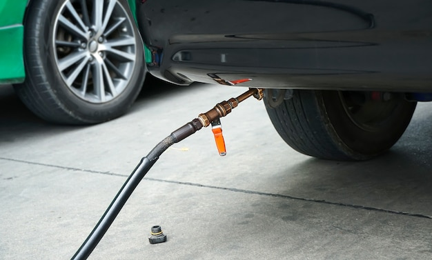 Faites le plein de gpl pour véhicule au gaz naturel