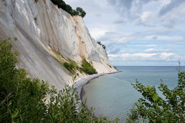 Les falaises de mons klint