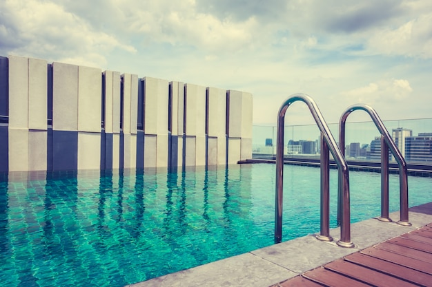 Fantastic piscine pour se reposer