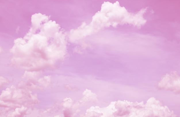 Fantastique et vintage nuage dynamique et ciel avec texture grunge