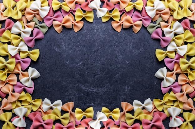 Farfalle colorée italienne