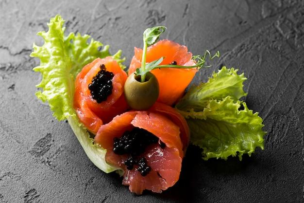 Farine de poisson savoureuse à angle élevé