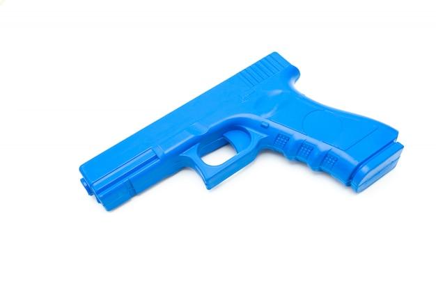 Faux pistolets en caoutchouc pour la formation de la police, des soldats et du personnel de sécurité