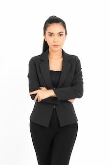 Femme d'affaires portrait