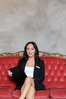 Femme d'affaires