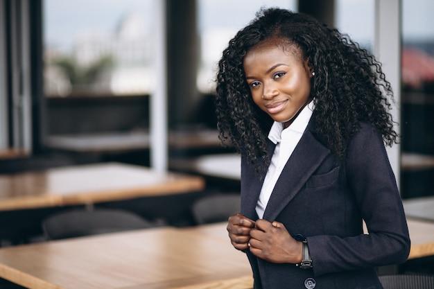 Femme afro-américaine