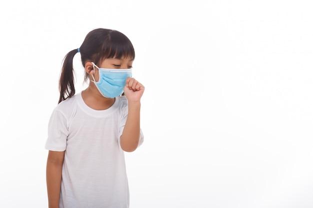 Femmes d'asie portant un masque pour prévenir le virus