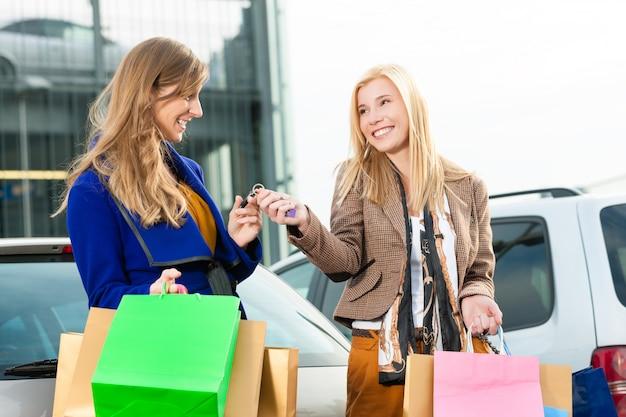 Les femmes faisaient leurs courses et rentraient chez elles