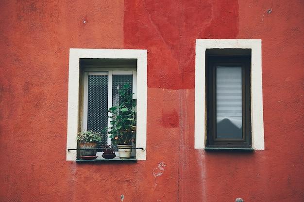 Fenêtre dans le bâtiment