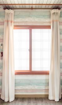 Fenêtre dans le style coréen