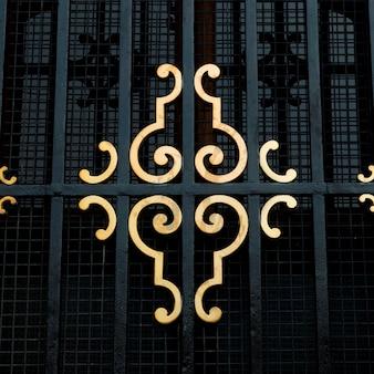 Fenêtre du palais de l'archevêque, cathédrale de lima, plaza mayor, centre historique de lima, lima, pérou