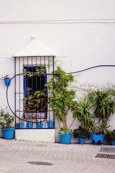 Fenêtre espagnole typique