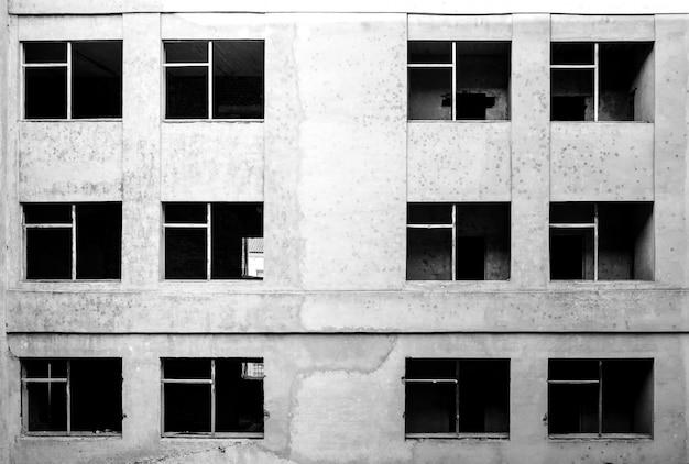 Fenêtres abandonnées
