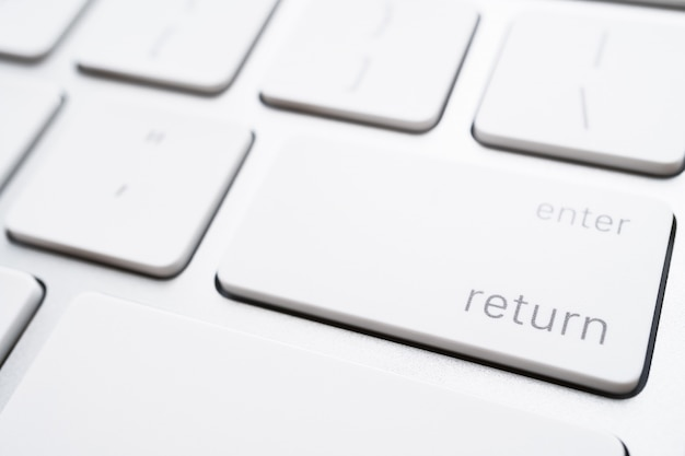 Fermer le bouton du clavier