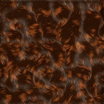 Fermer la texture de la fourrure à l'arrière-plan