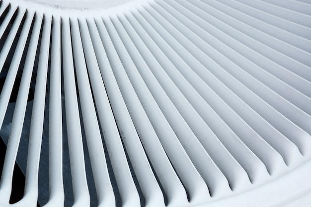 Fermez le climatiseur en utilisant comme arrière-plan et fond d'écran.