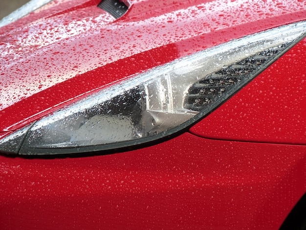 Ferrari voiture de sport auto sport vitesse rapide