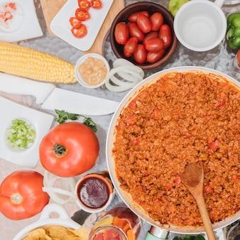 Festin mexicain