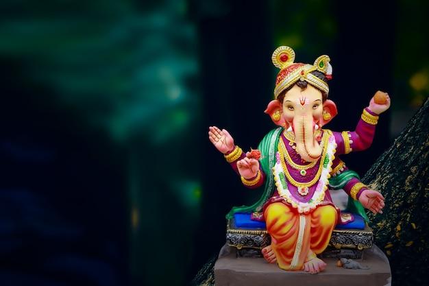 Festival indien de ganesha, lord ganesha