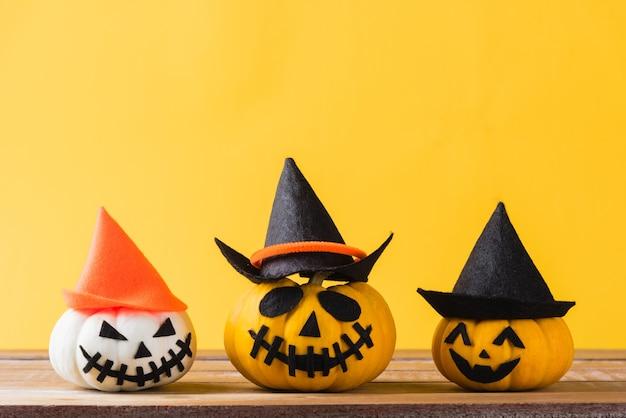 Fête de décoration drôle de jour d'halloween