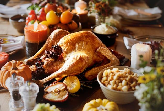 Fête de thanksgiving