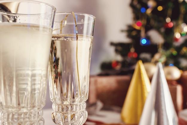 Fête! verres de champagne