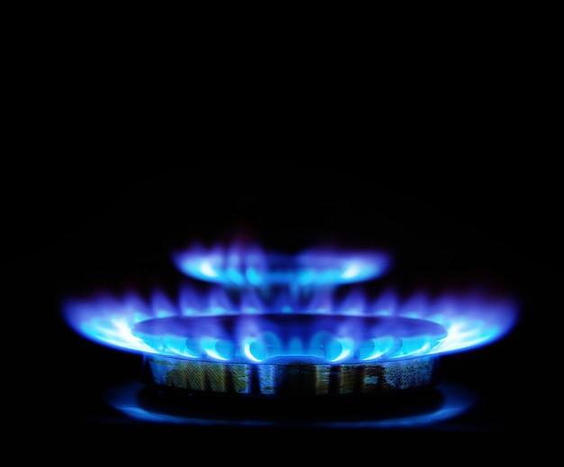 Feu de gaz