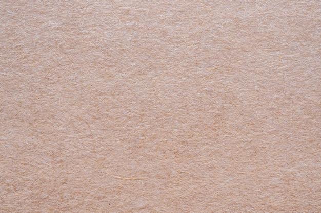 Feuille de carton recycler la texture du papier