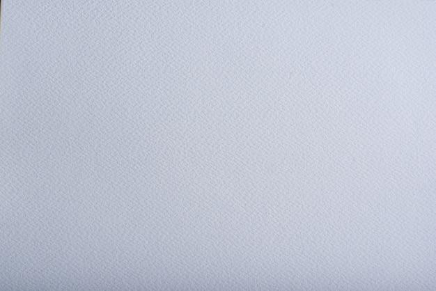 Feuille de papier blanc. fond blanc propre avec une texture de papier lisse.