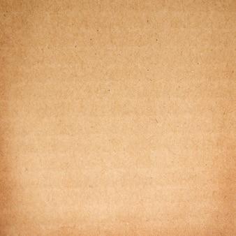 Feuille de papier brun utile comme arrière-plan