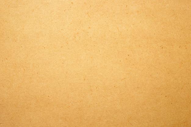 Feuille de texture de papier brun pour la surface