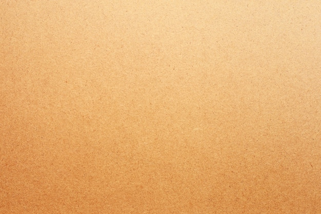 Feuille de texture de papier brun pour la surface.