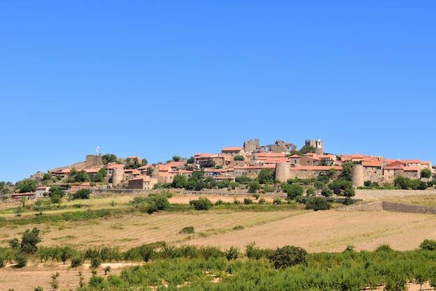 Figueira de castelo rodrigo, guarda, portugal