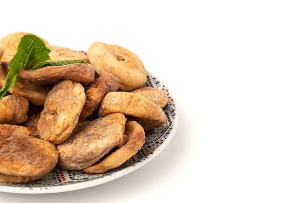 Figues séchées à la menthe pour le ramadan
