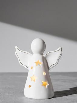 Figurine ange du jour de l'épiphanie