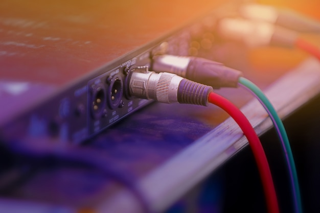 Fil de connexion