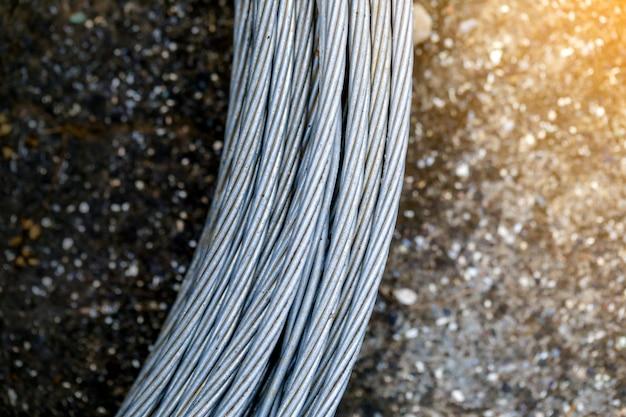 Fil machine en aluminium pour usages industriels