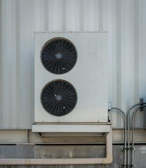 Filature hvac (chauffage, ventilation et climatisation) pales de ventilateur de ventilation industrielle