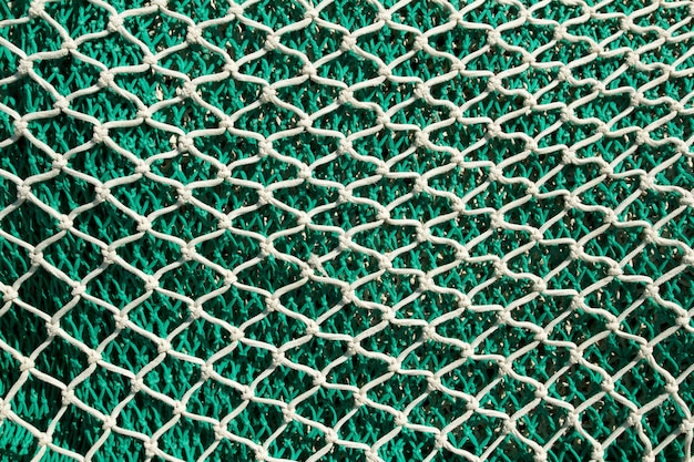 Filets et engins de pêche dans le port d'andratx de majorque