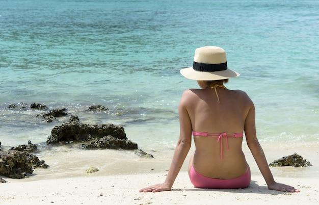 Filles en bikini