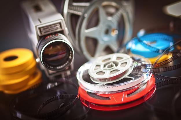 Film de film 8mm