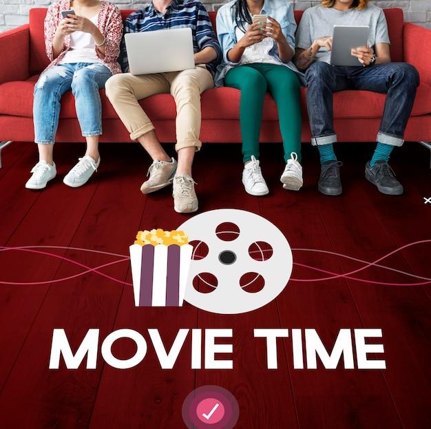 Films divertissement événements médias numériques