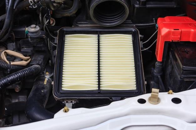 Filtre à air moteur voiture neuve, pièce détachée auto