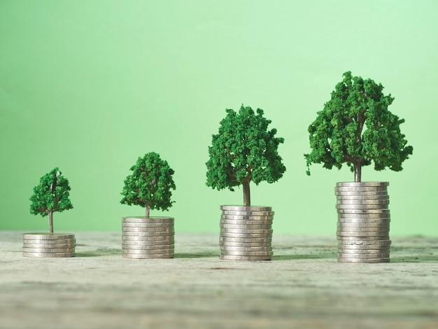 Finance d'entreprise et concept de l'argent
