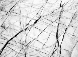 Fissurés minéraux fond rocheux